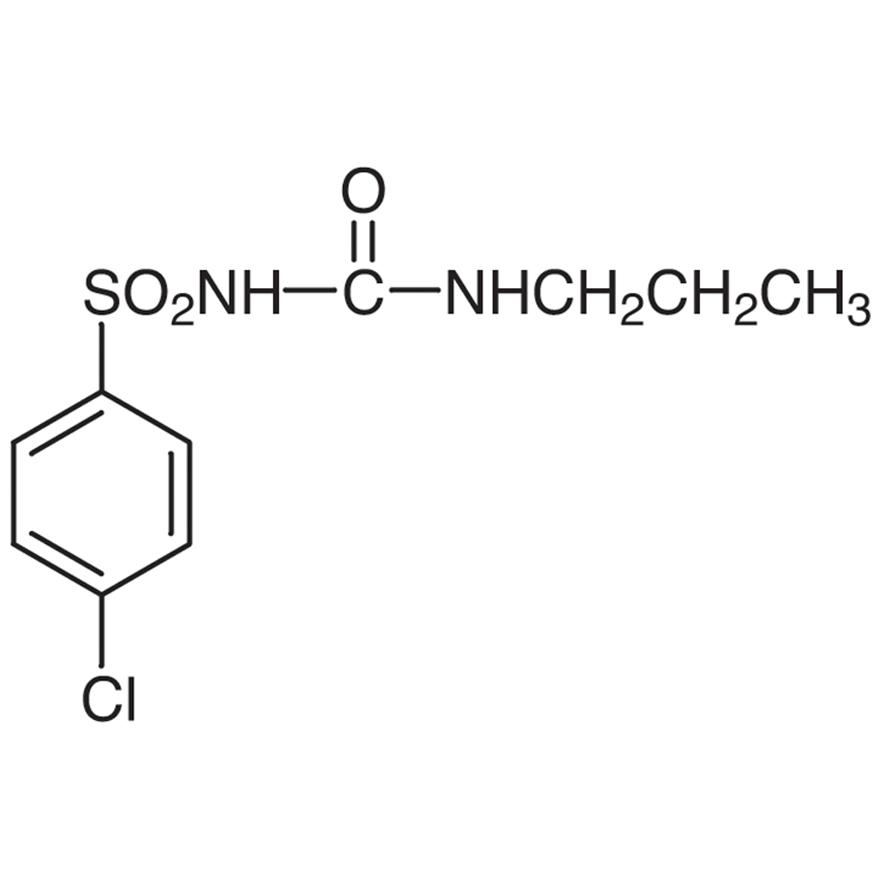 1-(4-Chlorophenylsulfonyl)-3-propylurea