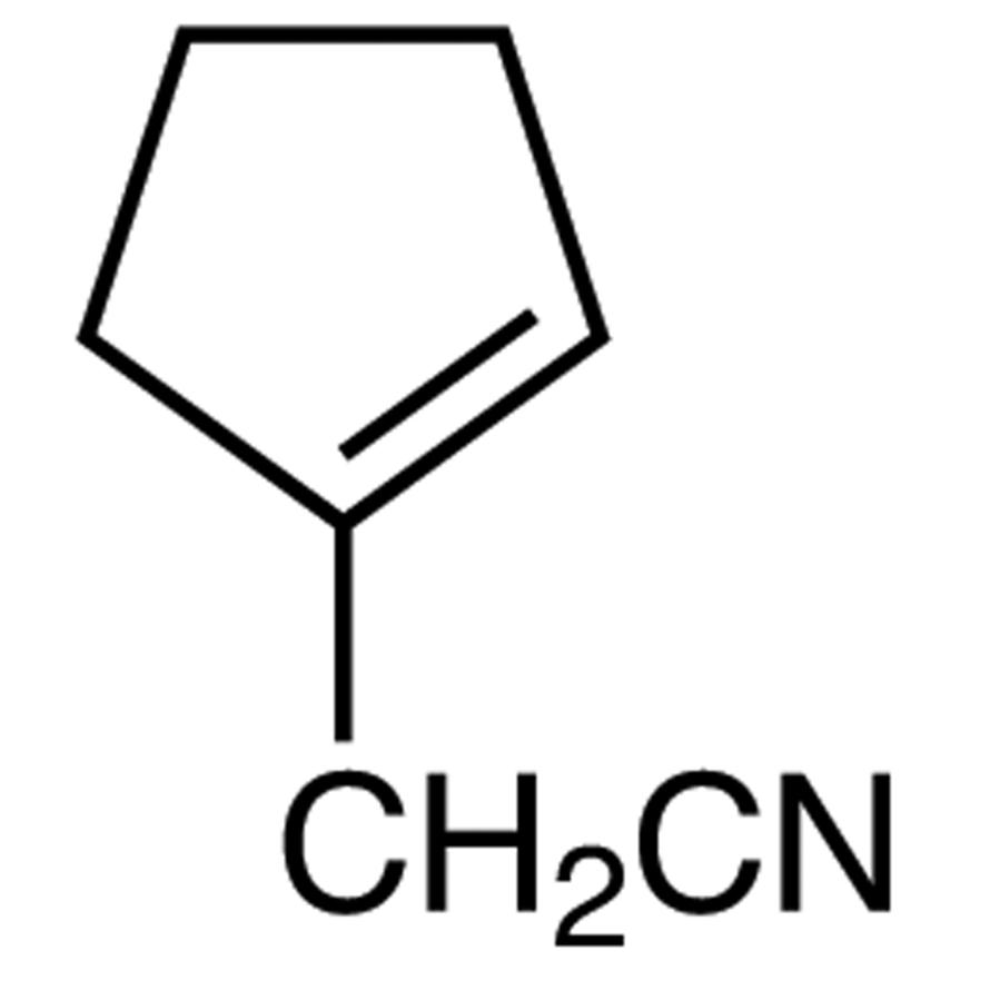 1-Cyclopentenylacetonitrile