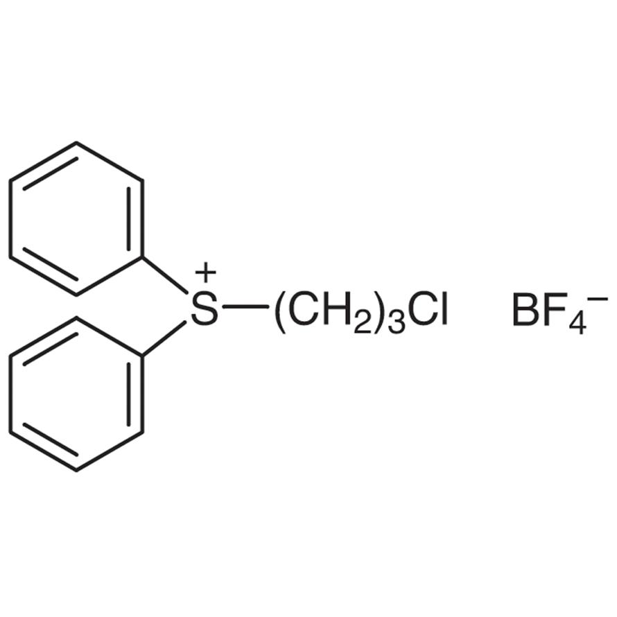 (3-Chloropropyl)diphenylsulfonium Tetrafluoroborate