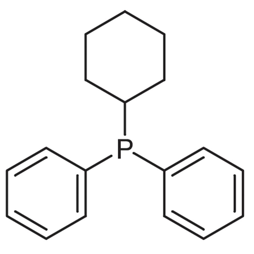 Cyclohexyldiphenylphosphine
