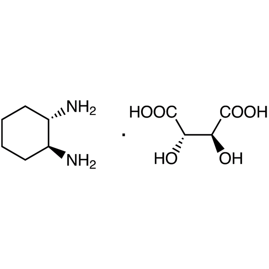 (1S,2S)-(-)-1,2-Cyclohexanediamine D-Tartrate