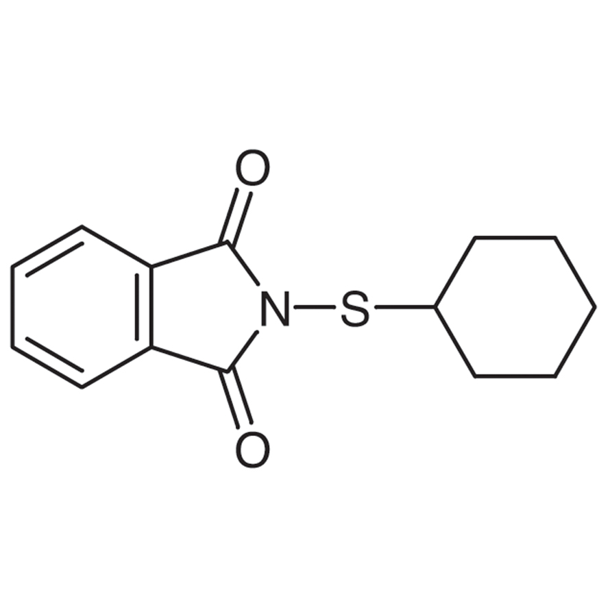 N-(Cyclohexylthio)phthalimide