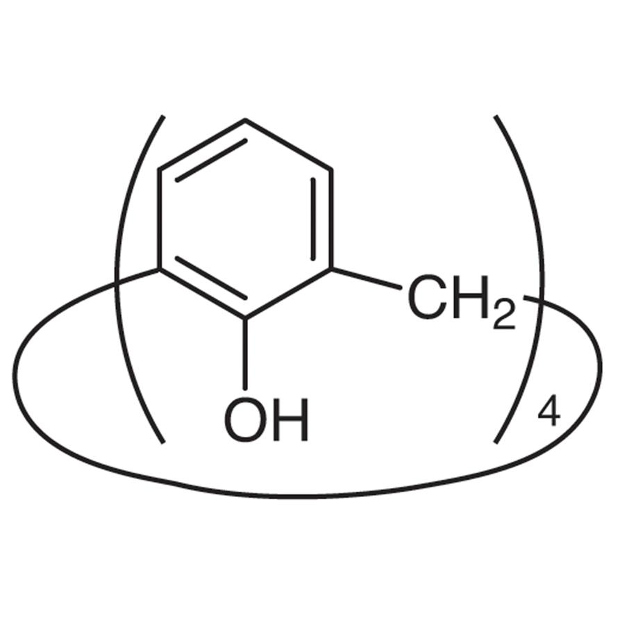 Calix[4]arene (contains ca. 8% Chloroform)