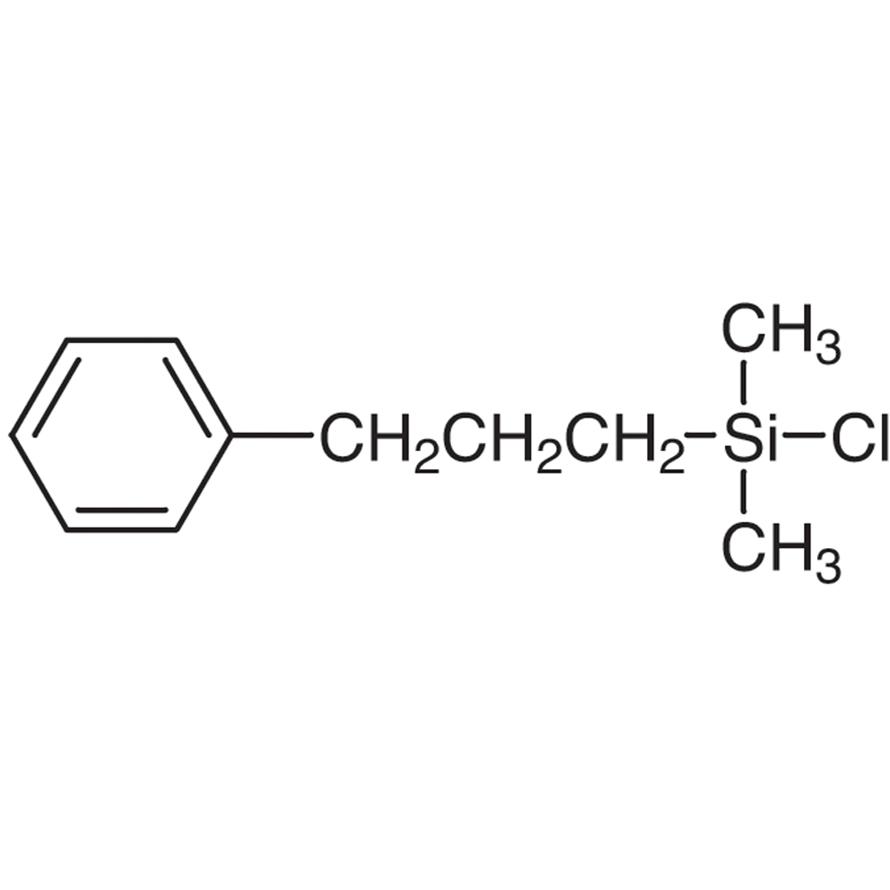 Chlorodimethyl(3-phenylpropyl)silane