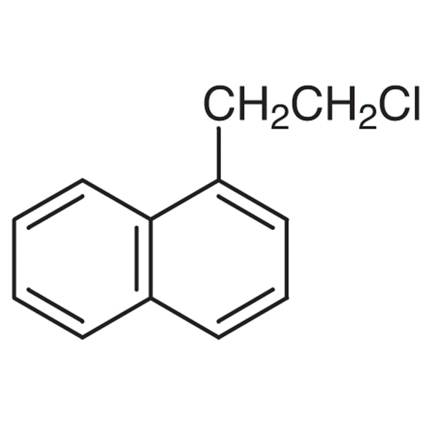 1-(2-Chloroethyl)naphthalene