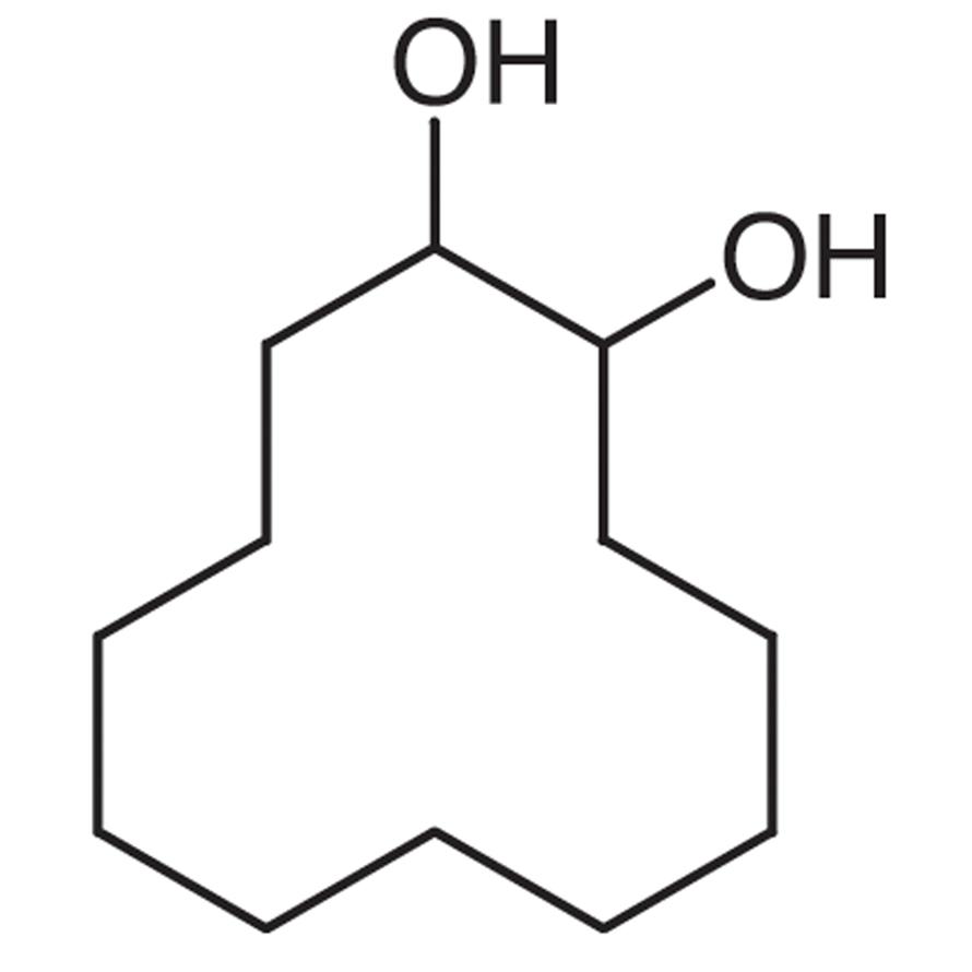 1,2-Cyclododecanediol (cis- and trans- mixture)