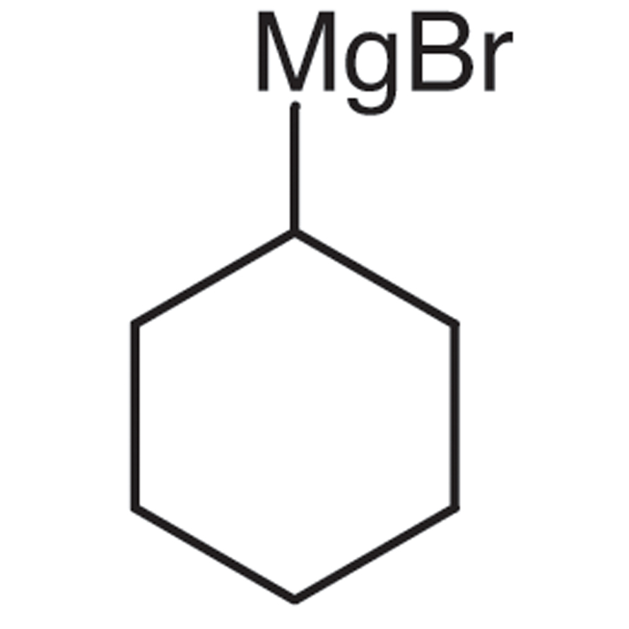 Cyclohexylmagnesium Bromide (ca. 18% in Tetrahydrofuran, ca. 1mol/L)