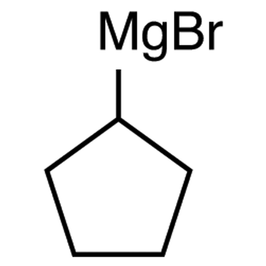 Cyclopentylmagnesium Bromide (ca. 18% in Tetrahydrofuran, ca. 1mol/L)