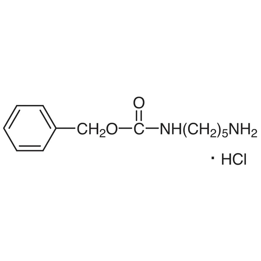 N-Carbobenzoxy-1,5-diaminopentane Hydrochloride