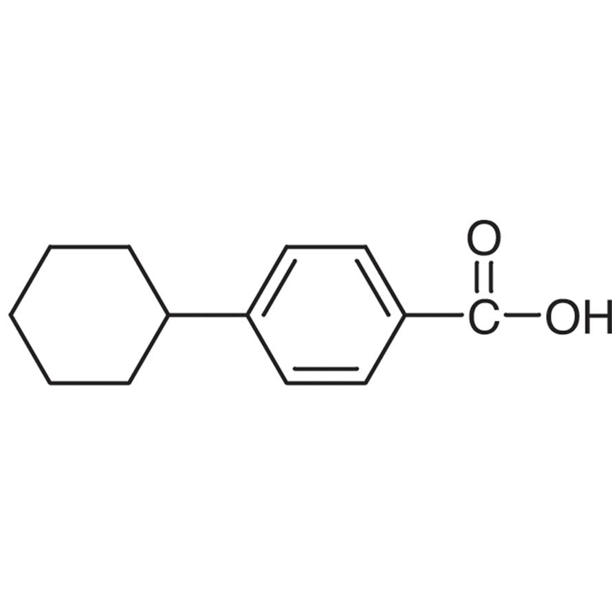 4-Cyclohexylbenzoic Acid