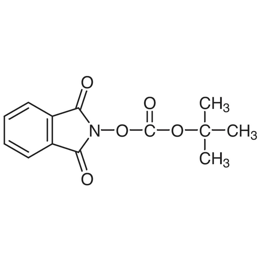 N-(tert-Butoxycarbonyloxy)phthalimide