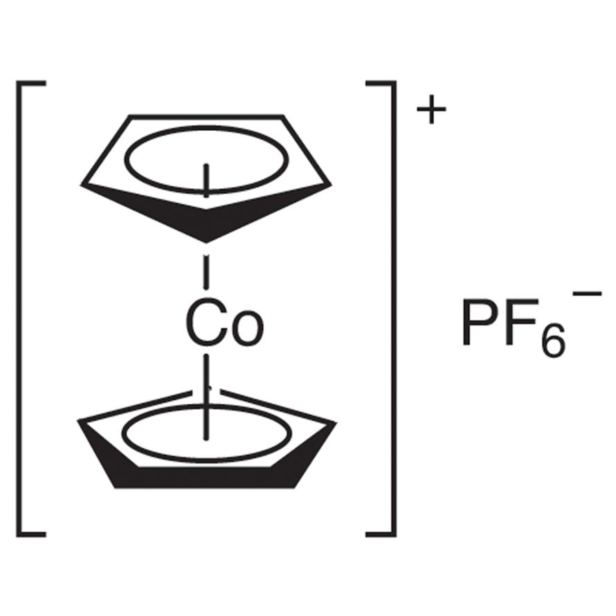 Bis(cyclopentadienyl)cobalt(III) Hexafluorophosphate