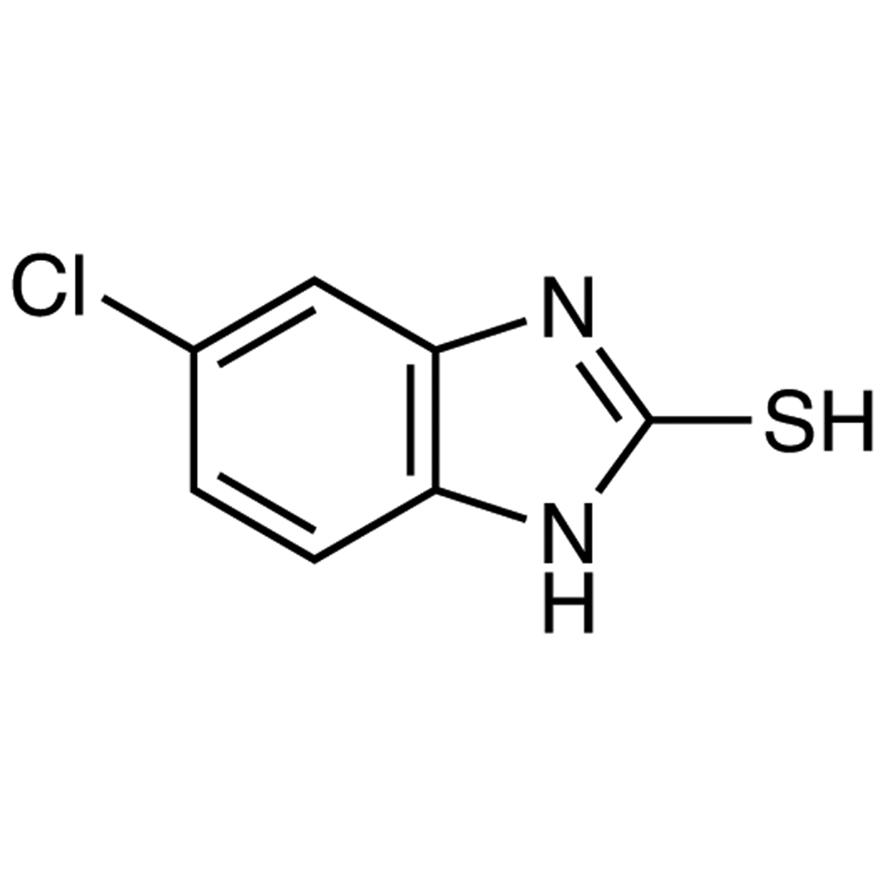 5-Chloro-2-mercaptobenzimidazole