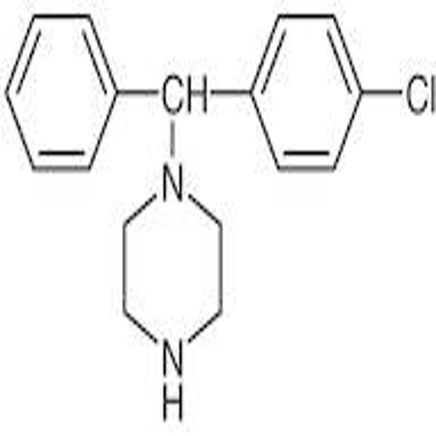1-(4-Chlorobenzhydryl)piperazine