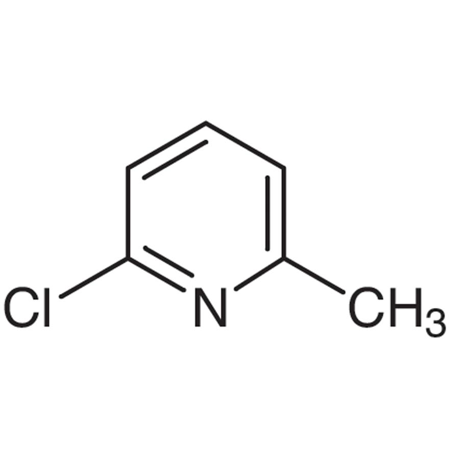 2-Chloro-6-methylpyridine