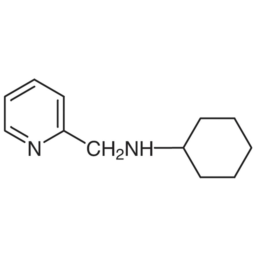 2-(Cyclohexylaminomethyl)pyridine