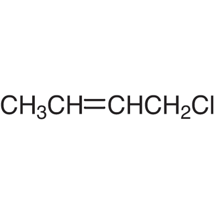 Crotyl Chloride (cis- and trans- mixture, contains 38% 3-Chloro-1-butene at maximum)