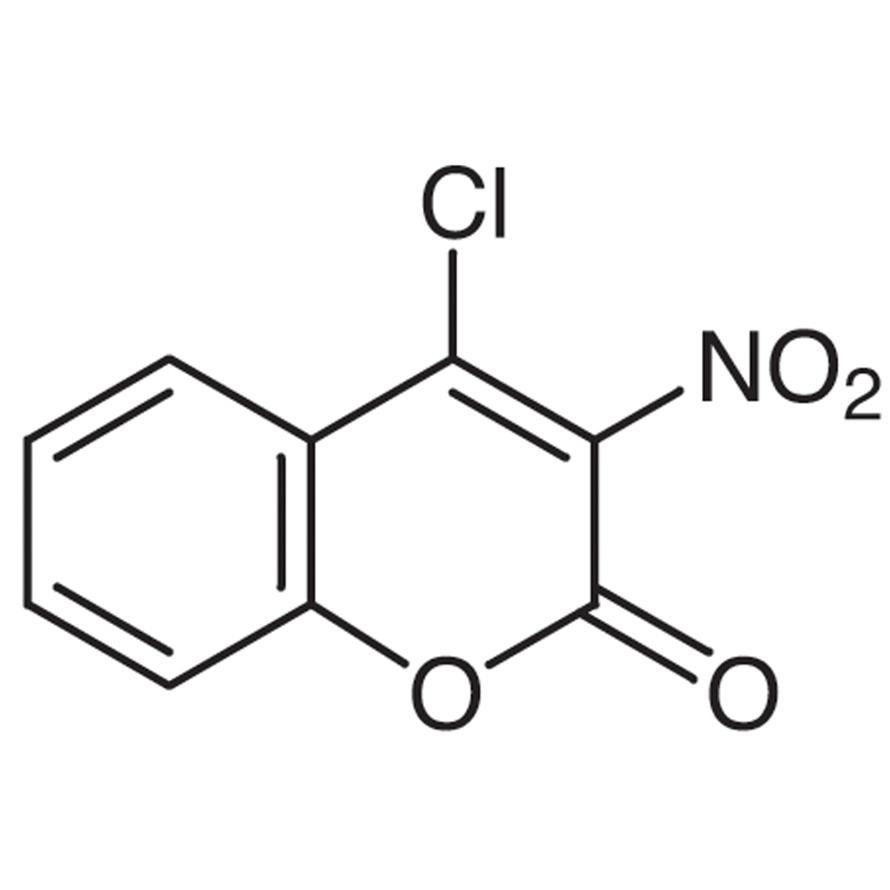 4-Chloro-3-nitrocoumarin