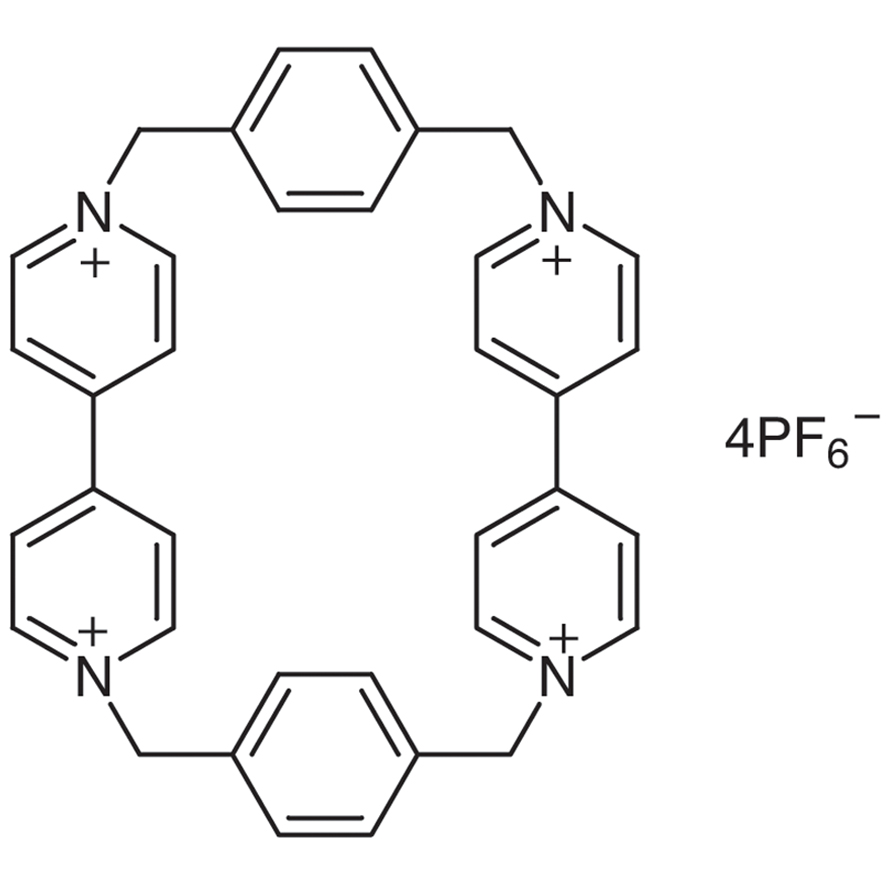 Cyclobis(paraquat-1,4-phenylene) Tetrakis(hexafluorophosphate)