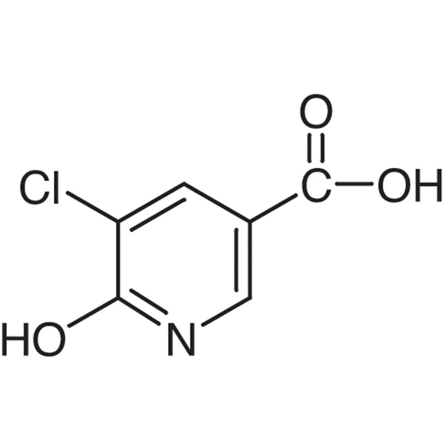 5-Chloro-6-hydroxynicotinic Acid