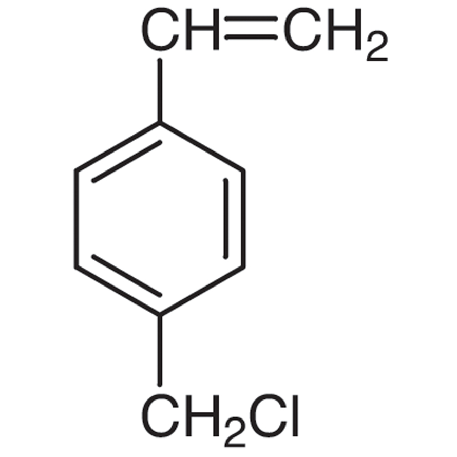 4-(Chloromethyl)styrene (stabilized with TBC + ONP + 2-Nitro-p-cresol)