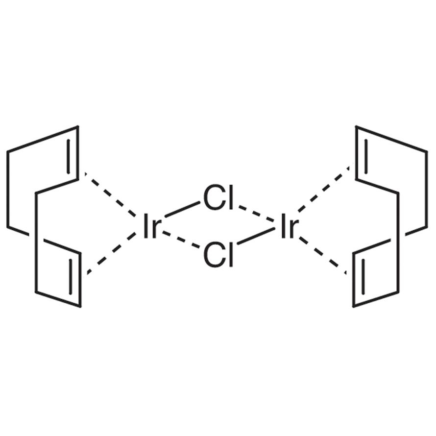 Chloro(1,5-cyclooctadiene)iridium(I) Dimer