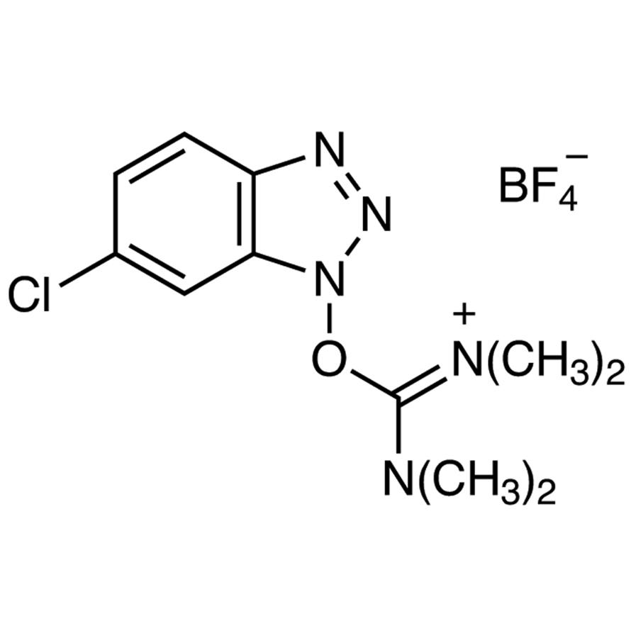 O-(6-Chlorobenzotriazol-1-yl)-N,N,N',N'-tetramethyluronium Tetrafluoroborate