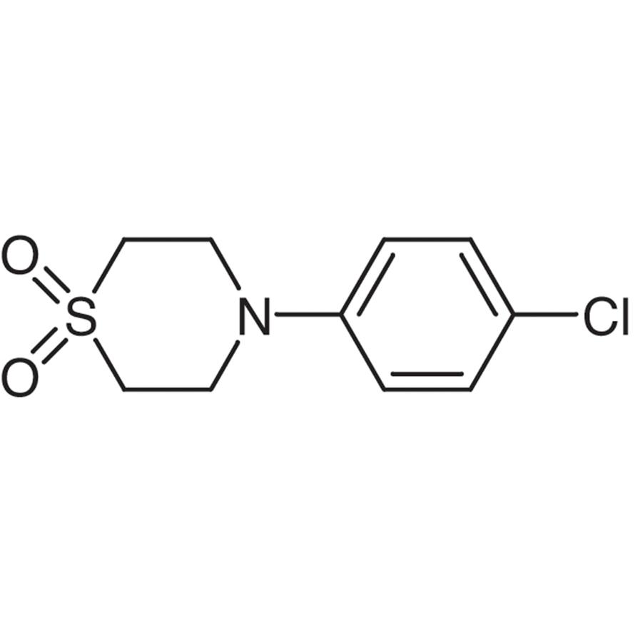 4-(4-Chlorophenyl)thiomorpholine 1,1-Dioxide