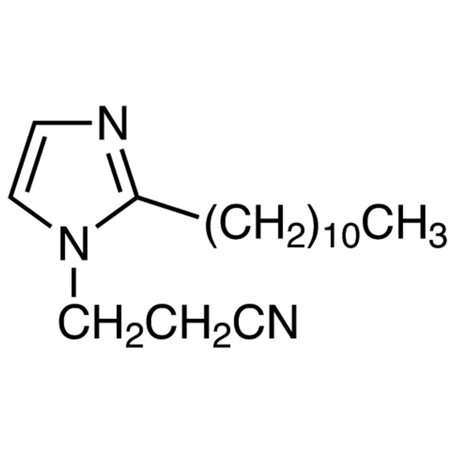 1-(2-Cyanoethyl)-2-undecylimidazole