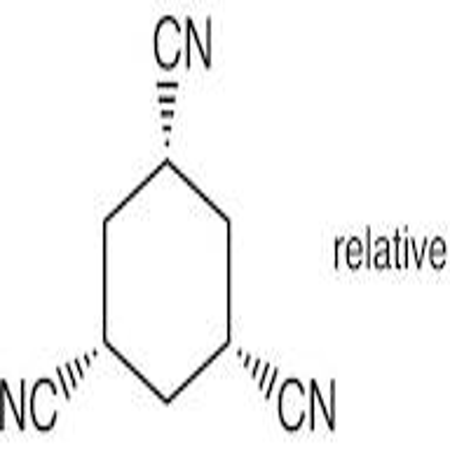 (1,3,5)-1,3,5-Cyclohexanetricarbonitrile