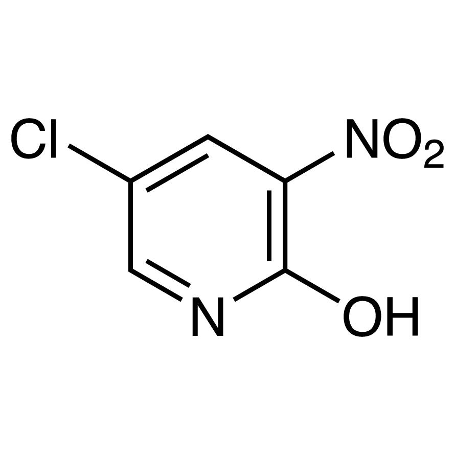 5-Chloro-2-hydroxy-3-nitropyridine
