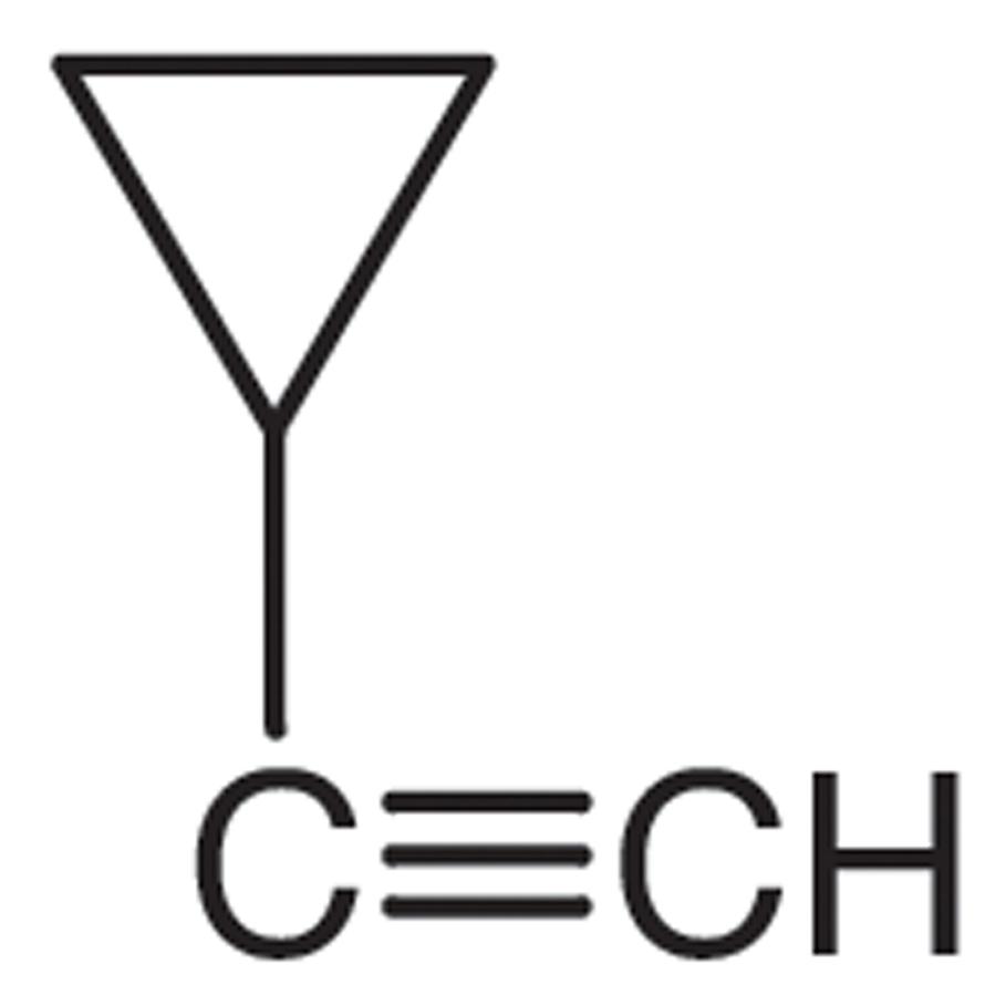 Cyclopropylacetylene