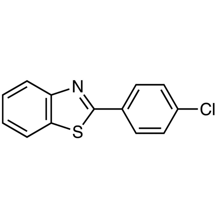 2-(4-Chlorophenyl)benzothiazole
