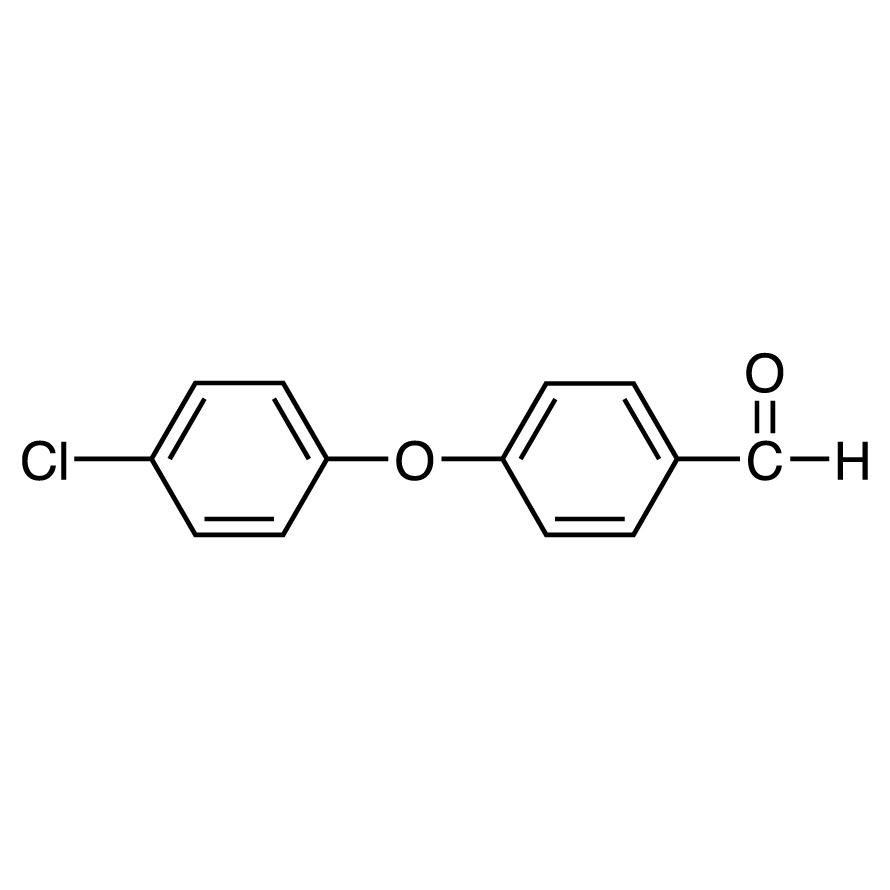 4-(4-Chlorophenoxy)benzaldehyde