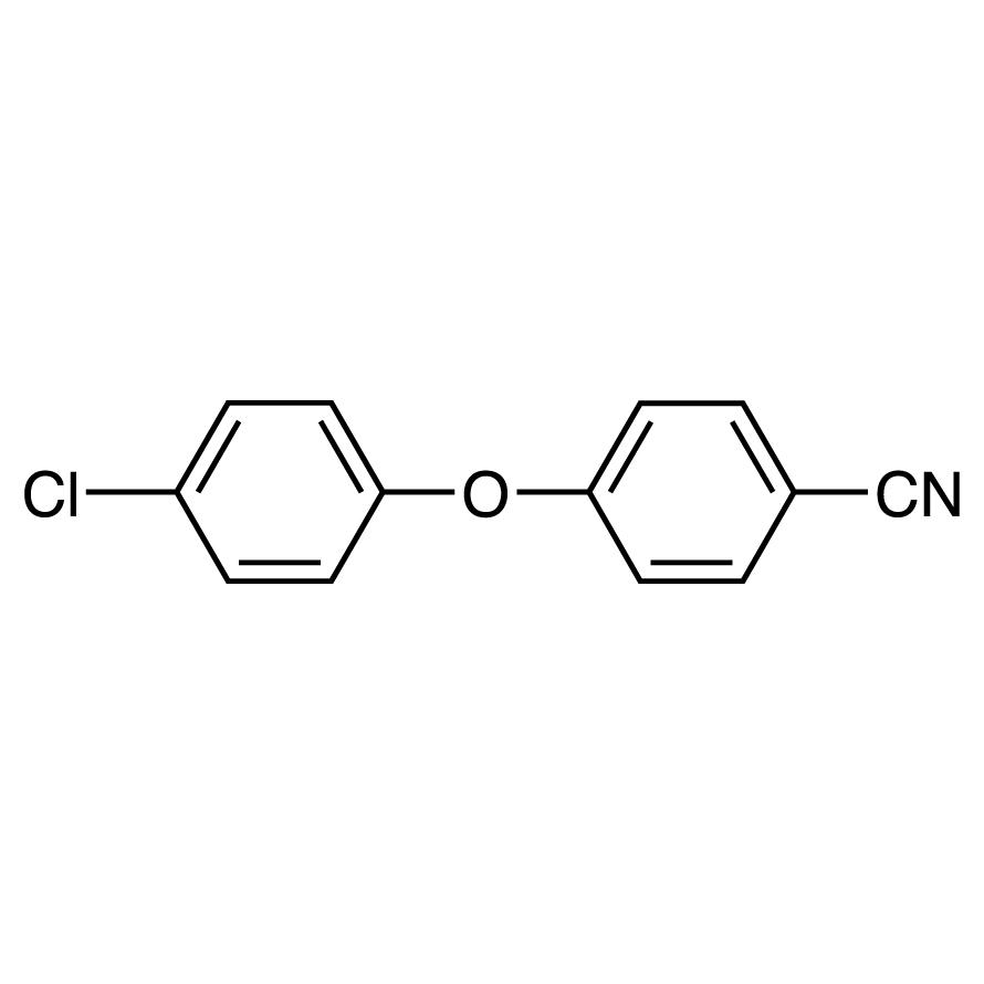 4-(4-Chlorophenoxy)benzonitrile