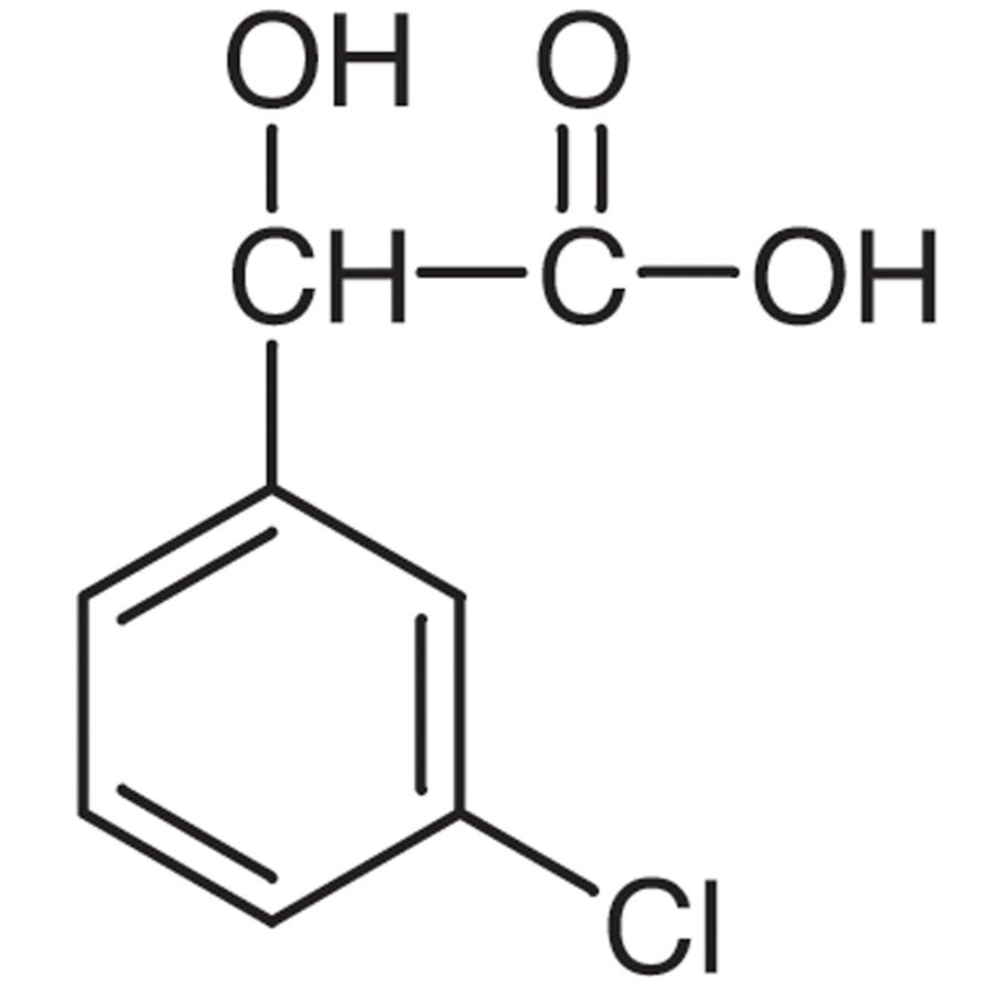 3-Chloro-DL-mandelic Acid