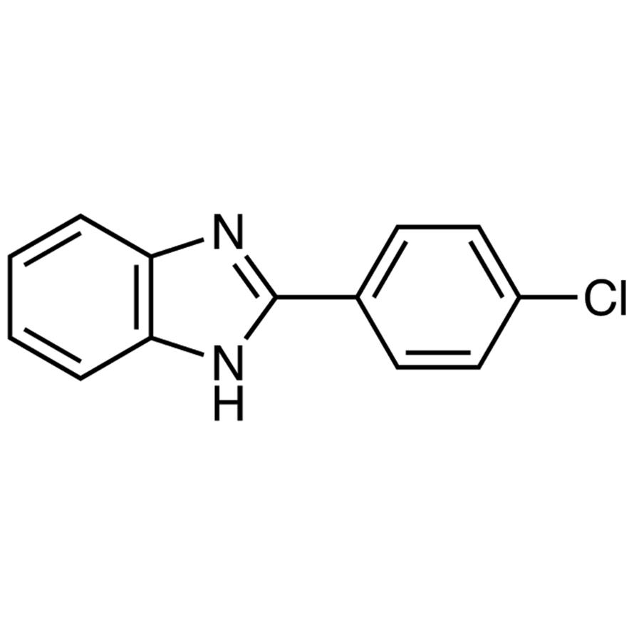 2-(4-Chlorophenyl)benzimidazole