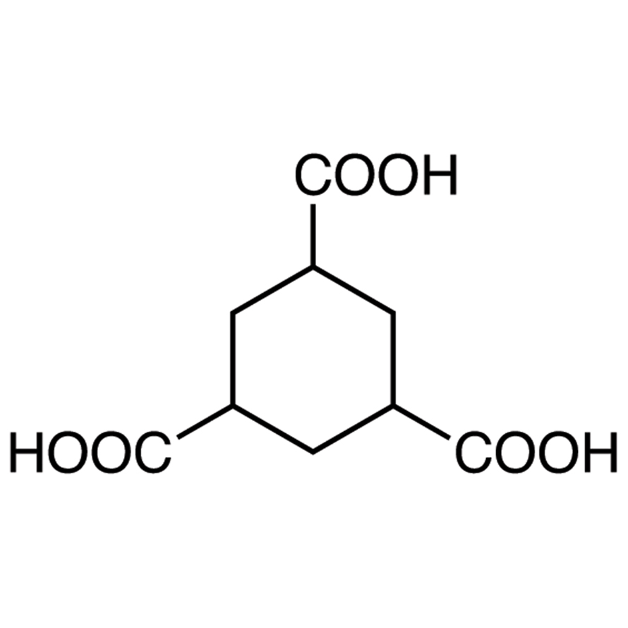 1,3,5-Cyclohexanetricarboxylic Acid (cis- and trans- mixture)