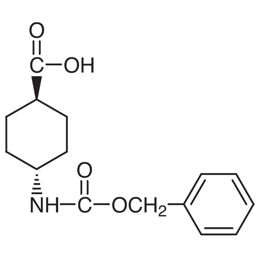 trans-4-(Carbobenzoxyamino)cyclohexanecarboxylic Acid