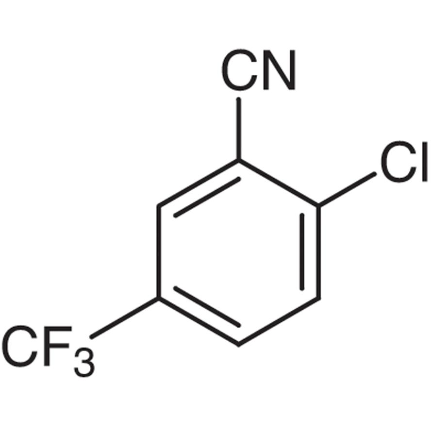 2-Chloro-5-(trifluoromethyl)benzonitrile