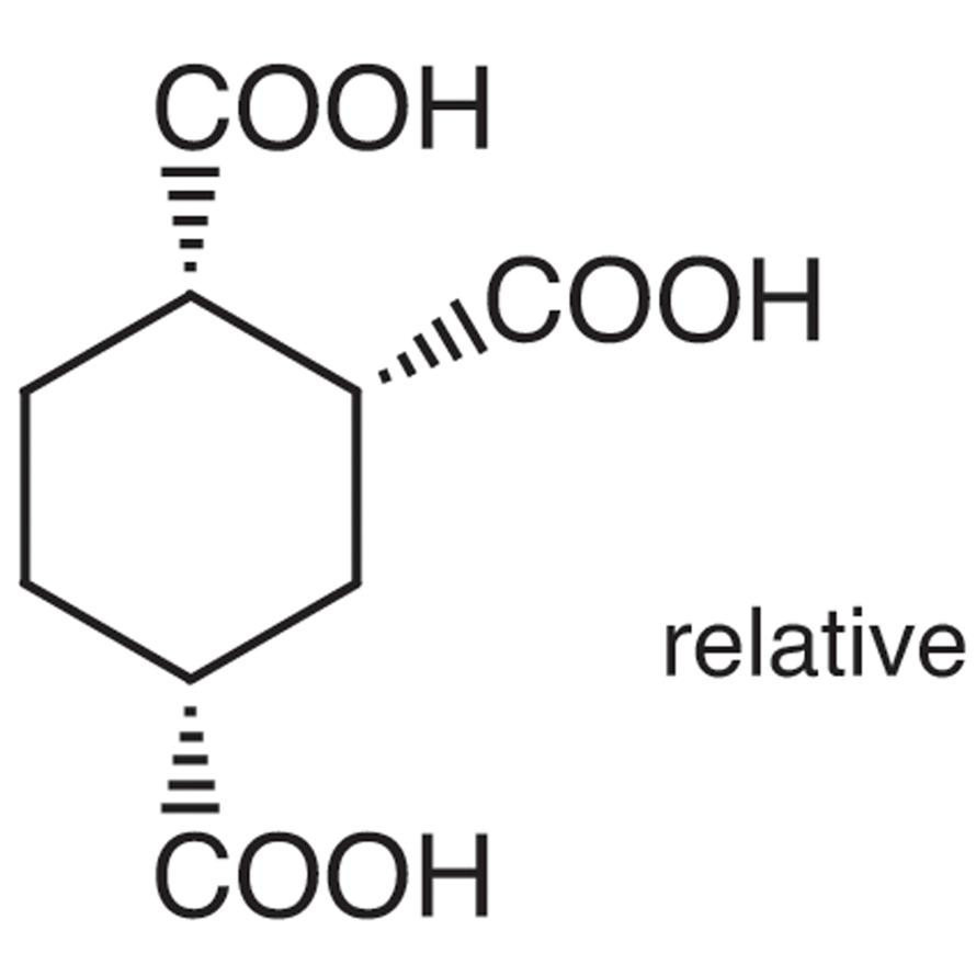 (1,2,4)-1,2,4-Cyclohexanetricarboxylic Acid