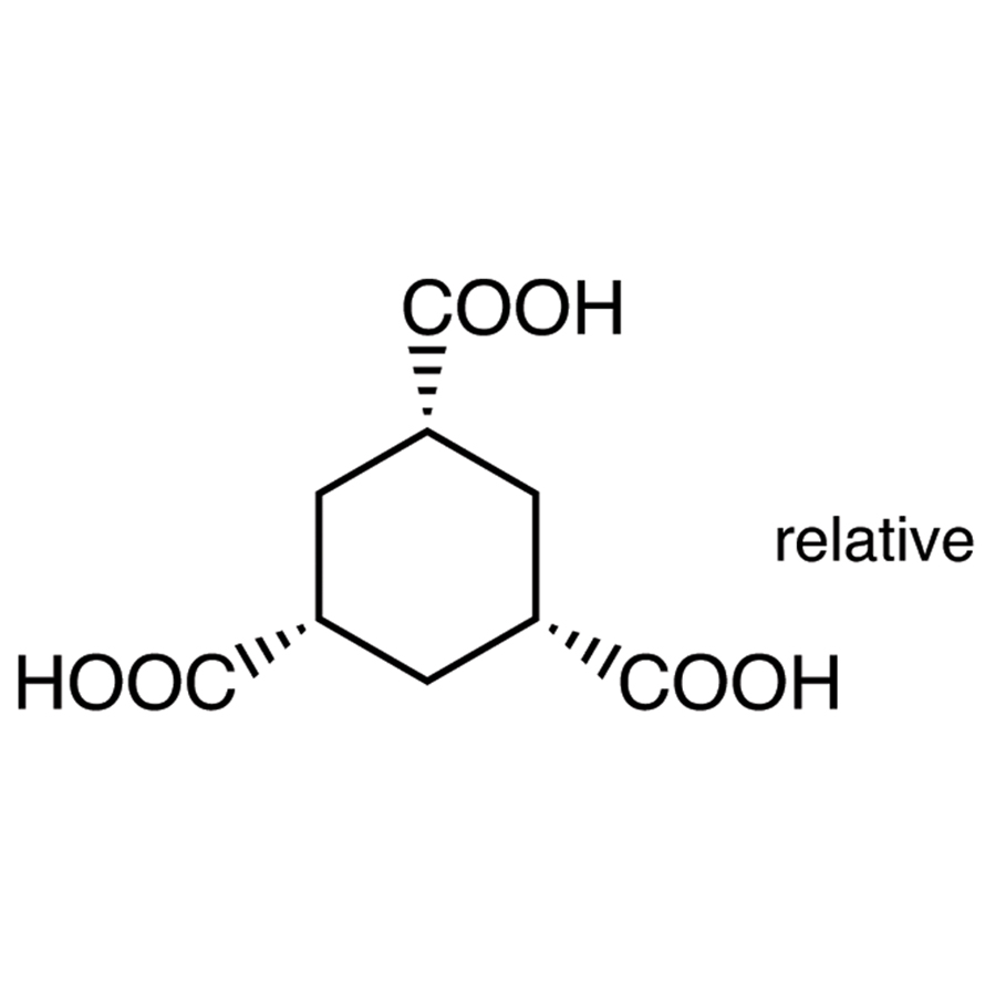 (1,3,5)-1,3,5-Cyclohexanetricarboxylic Acid