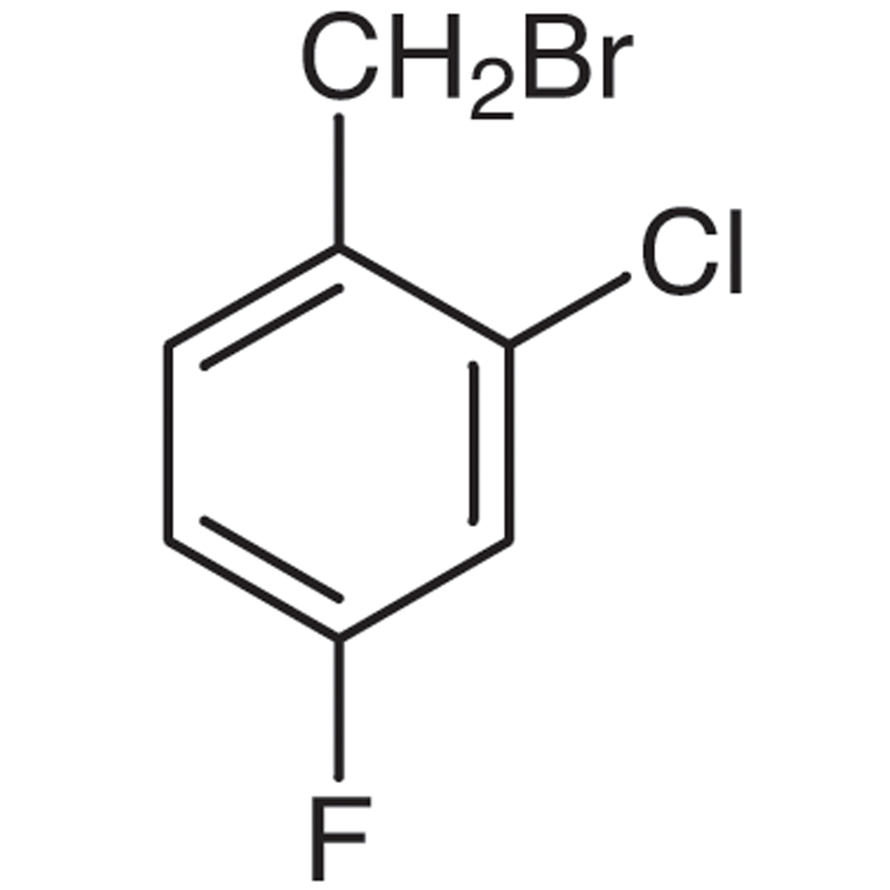 2-Chloro-4-fluorobenzyl Bromide