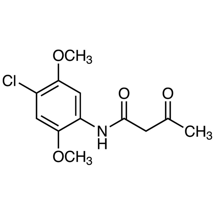 4'-Chloro-2',5'-dimethoxyacetoacetanilide