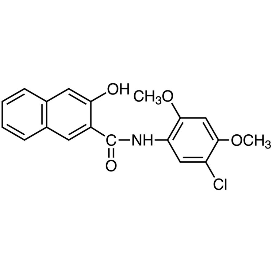 5'-Chloro-3-hydroxy-2',4'-dimethoxy-2-naphthanilide