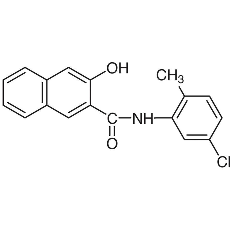 5'-Chloro-3-hydroxy-2'-methyl-2-naphthanilide