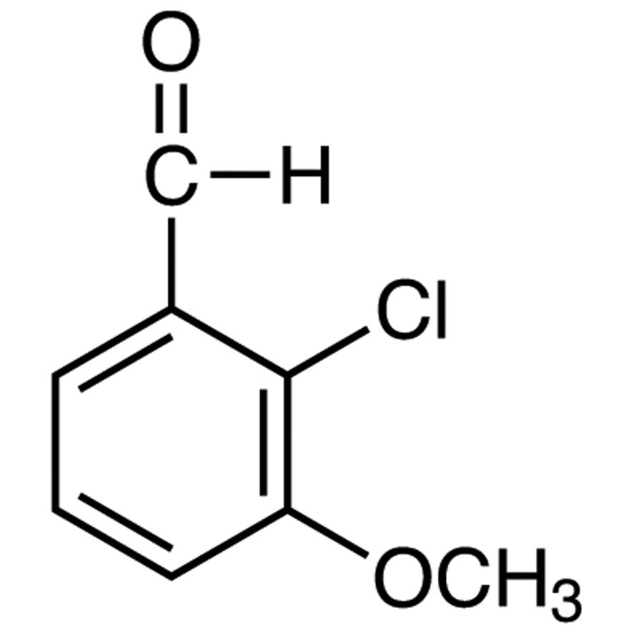 2-Chloro-3-methoxybenzaldehyde