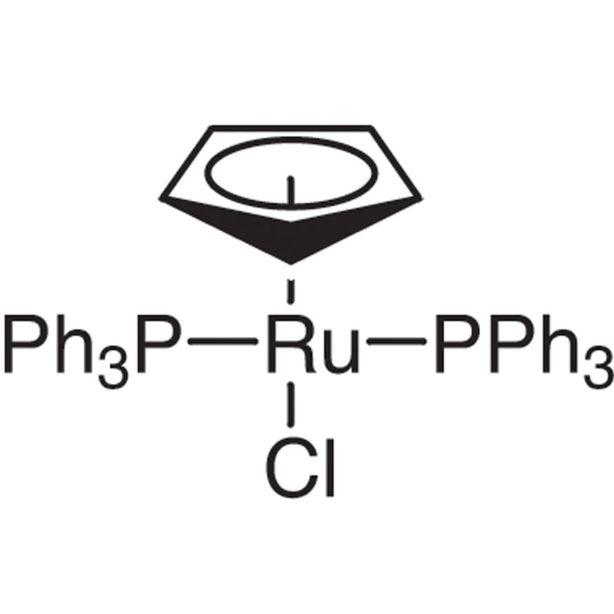 Cyclopentadienylbis(triphenylphosphine)ruthenium(II) Chloride