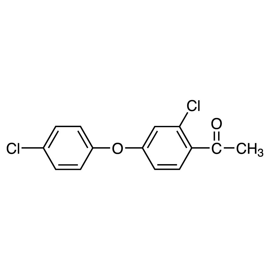 2'-Chloro-4'-(4-chlorophenoxy)acetophenone