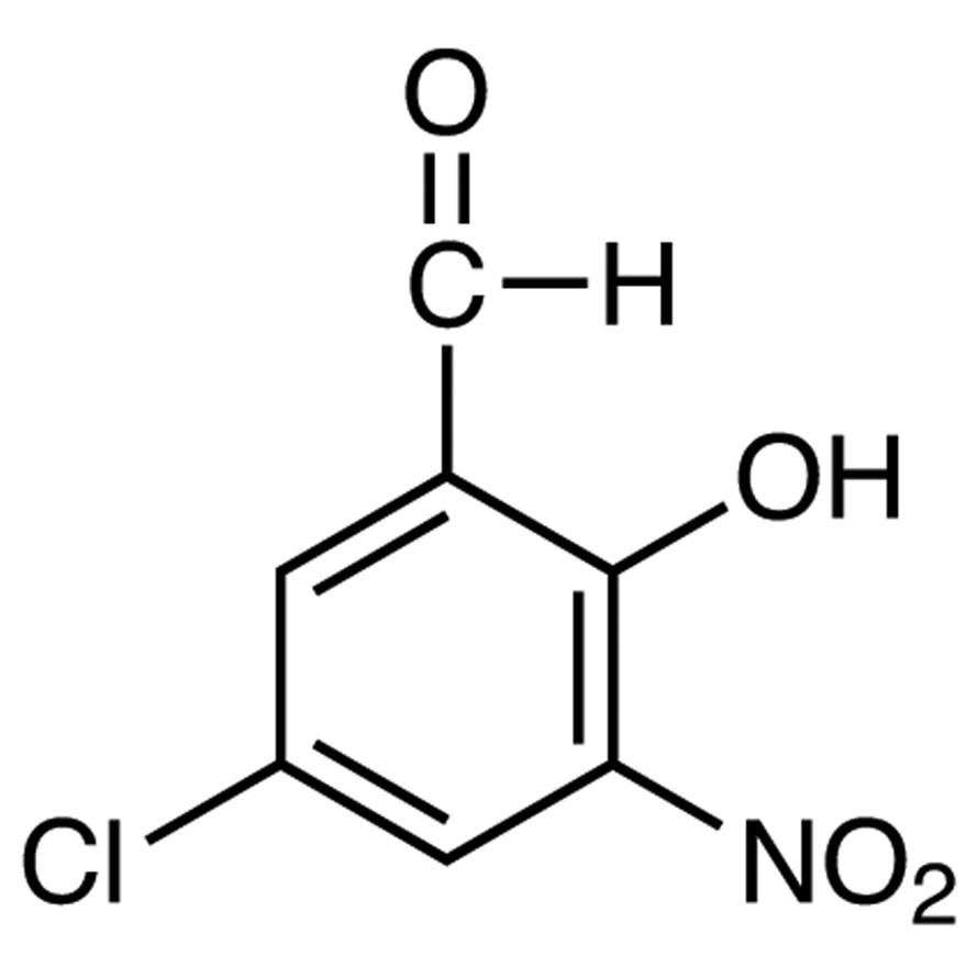 5-Chloro-3-nitrosalicylaldehyde